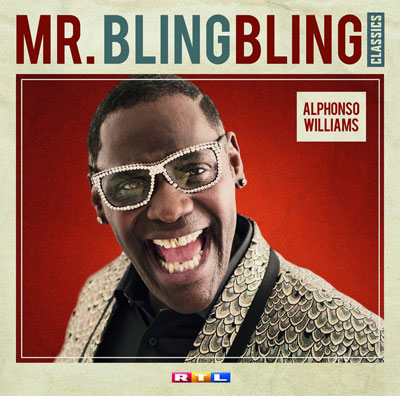 Alphonso Williams - Mr. Bling Bling Classics (Album am 26.05.2017)