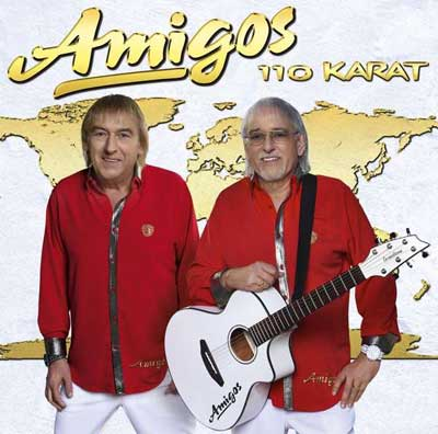 Amigos - 110 Karat (Album am 13.07.2018)