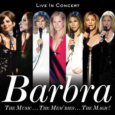 Barbra Streisand - The Music...The Mem'ries...The Magic
