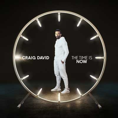 Craig David - The Time Is Now (Deluxe) - Album am 26.01.2018