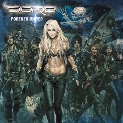 DORO - Forever United (Album am 17.08.2018)