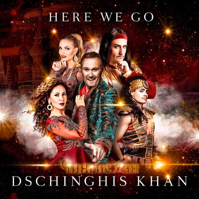 Dschinghis Khan - Here We Go (Album)