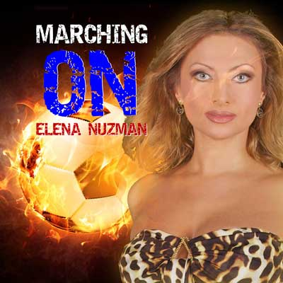 Elena Nuzman - Marching On