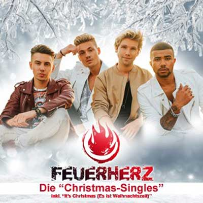 Feuerherz - The Christmas Singles