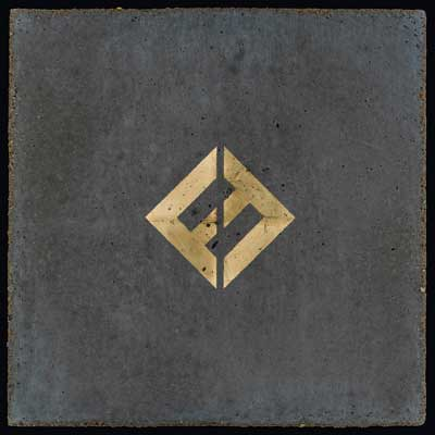 Foo Fighters - Concrete and Gold (Album)