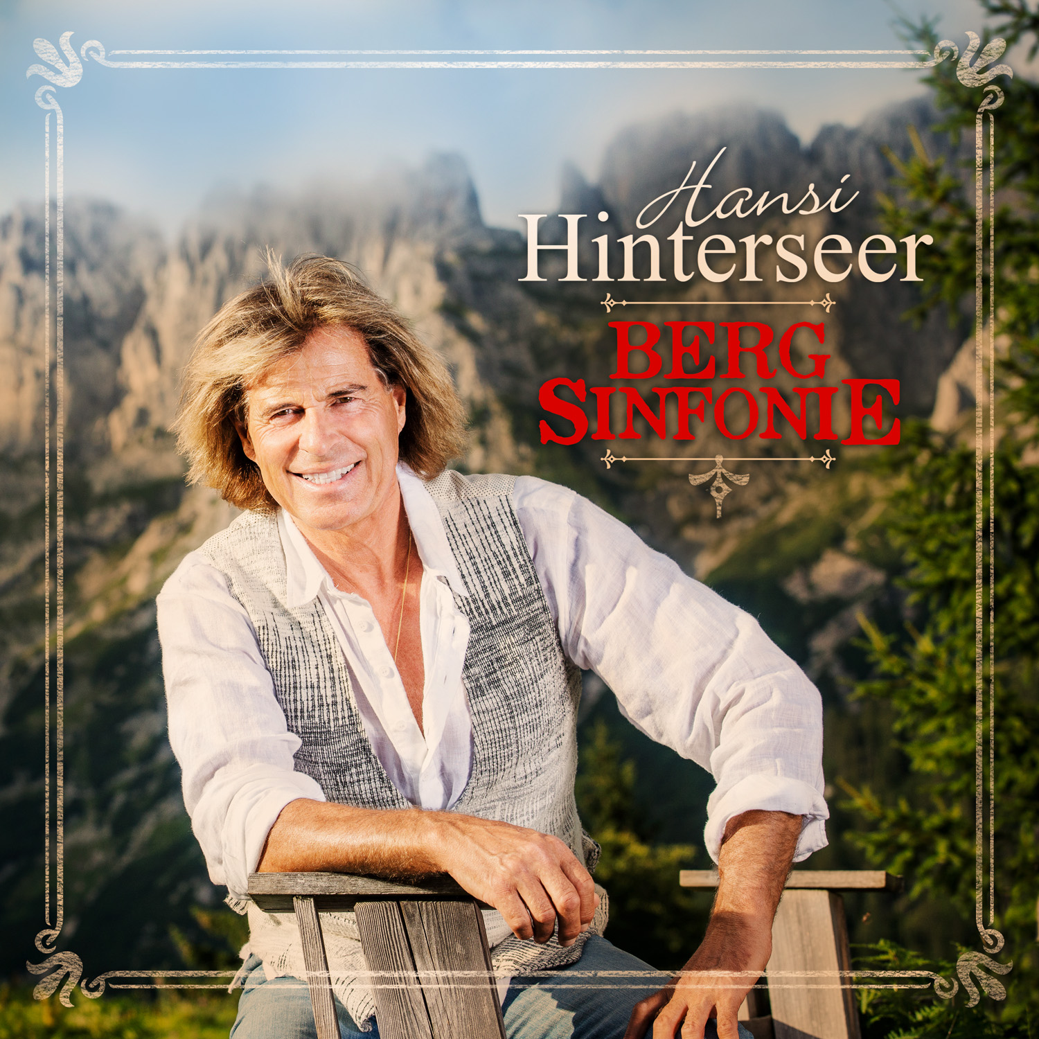 Hansi Hinterseer: Bergsinfonie (Album am 14.10.2016)