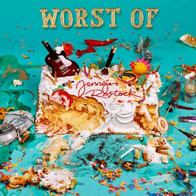 Jennifer Rostock - Worst Of Jennifer Rostock (Album am 29.09.2017)