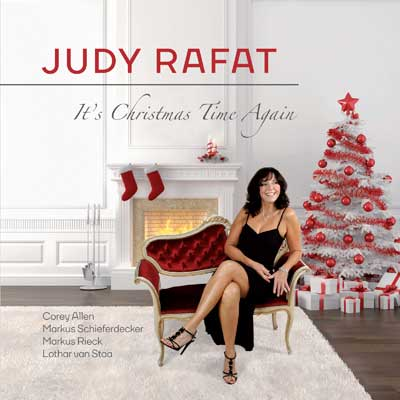 Judy Rafat - It's Christmas Time Again (Album am 23.11.2018)