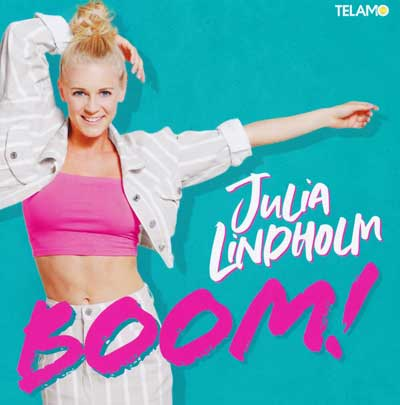 Julia Lindholm - Boom! (Album am 21.02.2020)