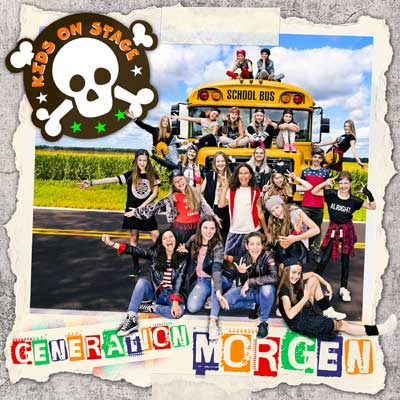 KIDS ON STAGE - Generation Morgen (Album am 03.05.2019)
