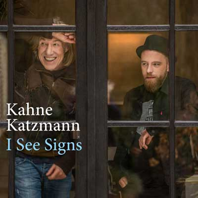 Kahne Katzmann - I See Signs (Album am 18.05.2018)