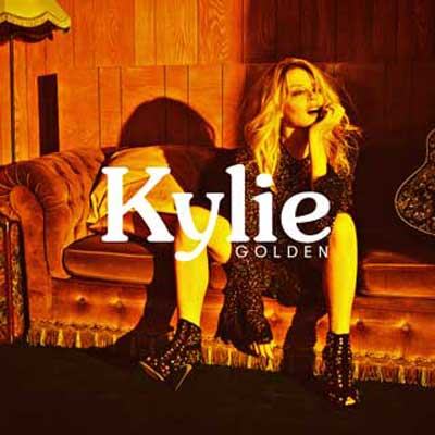 Kylie Minogue - Golden (Album am 06.04.2018)