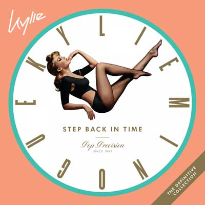 Kylie Minogue - Step Back In Time (The Definitive Collection)