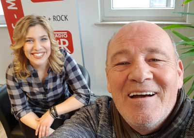 Laura Wilde im Interview bei Radio VHR (12.01.2018)