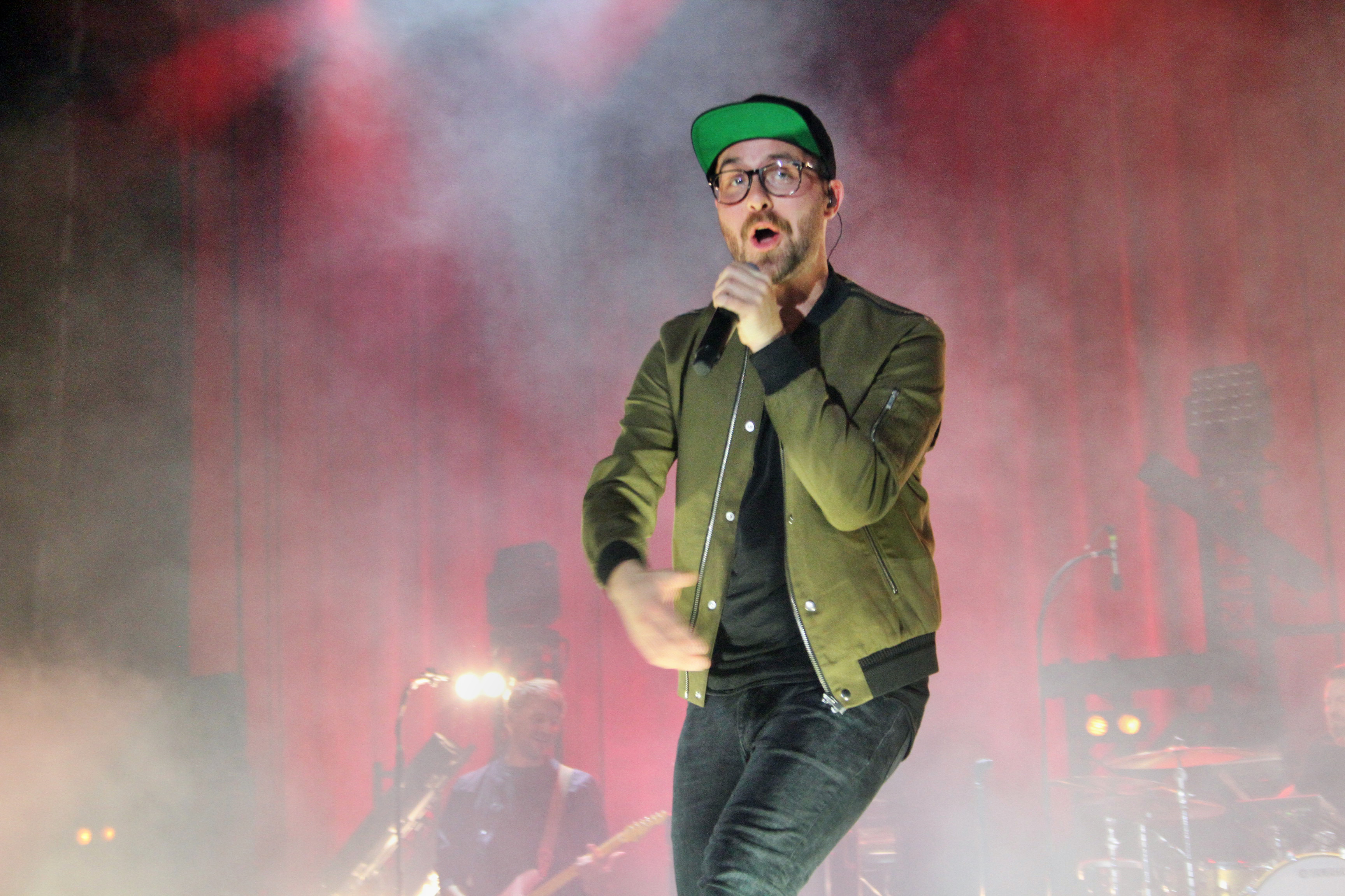 Mark Forster in Stuttgart