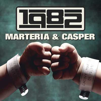 Marteria & Casper - 1982 (Album am 31.08.2018)