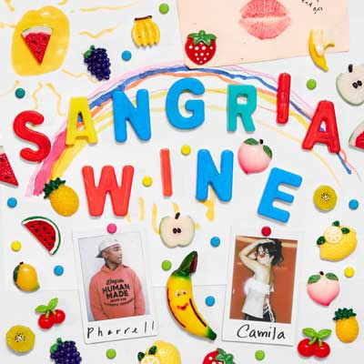 Pharrell Williams + Camila Cabello - Sangria Wine