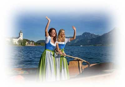 Sigrid & Marina Herbstfest am WOLFGANGSEE