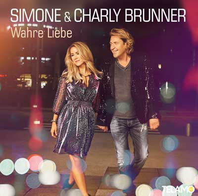 Simone & Charly Brunner - Wahre Liebe (Album am 23.02.2018)