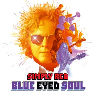 Simply Red - Blue Eyed Soul (Album)