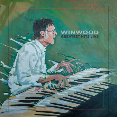 Steve Winwood - Can´t find my way home (live)