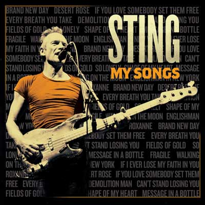 Sting - My Songs (Special Edition)