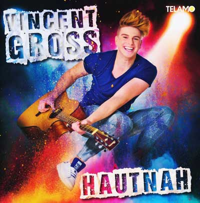 Vincent Gross - Hautnah (Album am 29.01.2021)