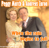 Peggy March & Andreas Zaron - When the rain begins to fall