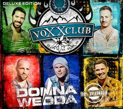 voXXclub - Donnawedda (Album am 29.12.2017)